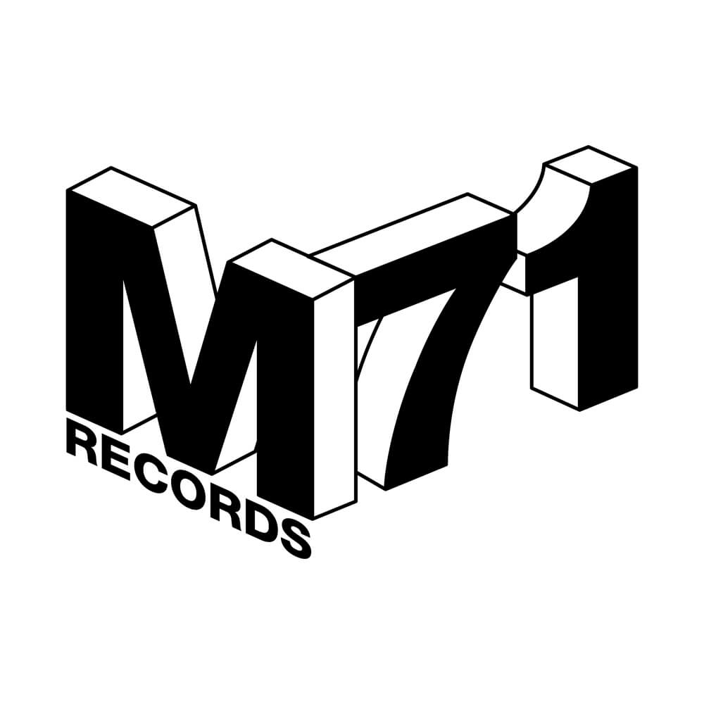 Logodesign – M71 Records